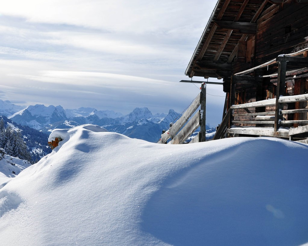 The Alpina Gstaad_Winter