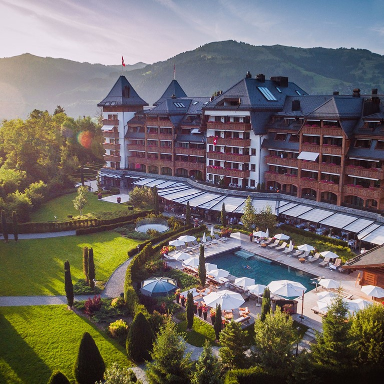 5-Star Luxury Hotel in Gstaad